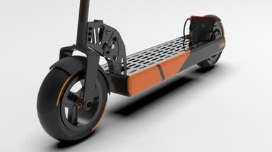 Branding Design - E-Scooter