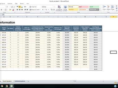 PAYROLL Financial Accounting: Bank Reconciliation Statements, Control Accounts etc. Financial Statements Costing and Management Accounting Financial Management Corporate Finance Financial Statement Analysis Financial Projections Bookkeeping Any kind of Excel task related to Accounting Financial Budgeting Business Finance Decisions