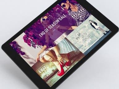 Web Development for a Shopify Store