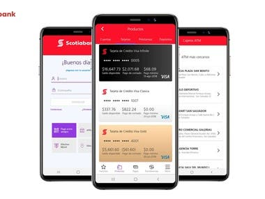 We released the updated version of the Scotiabank Banking App to ensure the compatibility to Android's latest operating system.   The updated version of the App is now available in the Google Play store and you can enjoy a better user experience with new features, like biometric fingerprint login, setup automatic payments, deposits checks and pay bills securely.