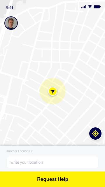 Company app for fixing cars in Cairo.