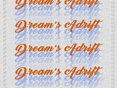 Dream's Adrift is A Music band of rookies, they are here to serve you some wholesome content and spread a smile on your faces. Drifted we were until united by our dreams.  < logo Explanation >