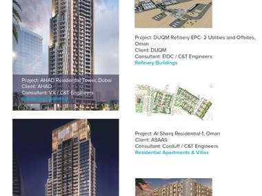 MEP DESIGN & DRAFTING FOR THE PROJECTS IN USA, INDIA, UAE, OMAN, KSA, ABUJA
