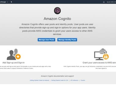 * Language: Node.js/Typescript * Built with Serverless framework/AWS CloudFormation * Used AWS Cognito auth * Built REST api with AWS Api Gateway, schedulers/triggers with AWS CloudWatch rules * Config stages for test environments