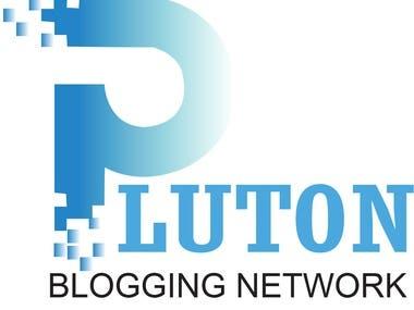 It is a blogging network logo.