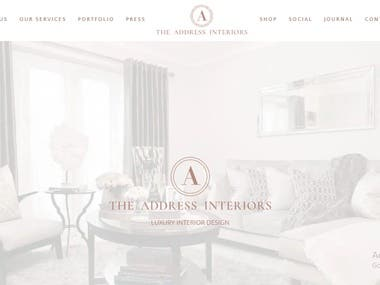 At The Address Interiors, we specialise in bespoke luxury residential property for private clients and leading developers in the UK and worldwide.