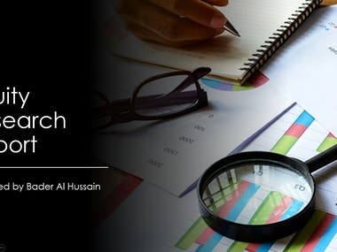 Outline of the report is as follows: Recommendation Company Background Investment Thesis Catalysts Valuation Investment Risks and How to Mitigate Them The Worst-Case Scenario and How to Avoid It