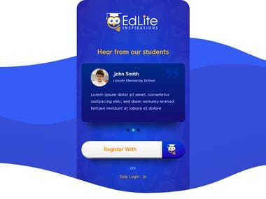 EdLite An online learning community. We believe everyone should have the opportunity to create progress through technology and develop the skills of tomorrow. With assessments and learning paths.