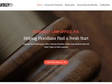 Standley Law Office, P.A. is a law firm in tampa florida.