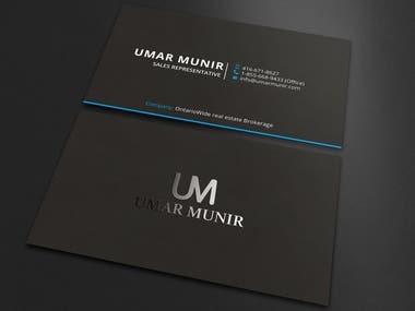 Uniquely designed by me.