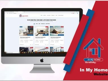 On this website, the customers can find a suitable property according to there needs.