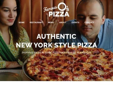 In order to bring Karachi the most authentic New York Style pizza, we import and use the exact same ingredients as some of the best pizzerias in New York City. Imported California tomatoes for our sauce and an imported high protein flour for our dough to give you the best pizza possible.