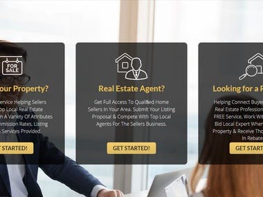 Property Auction Site