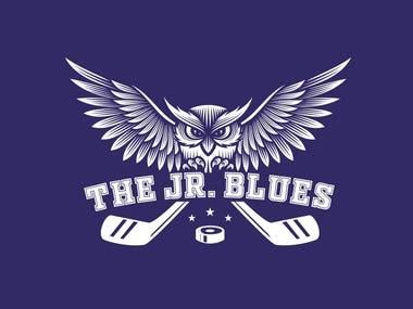 logo for the hockey team