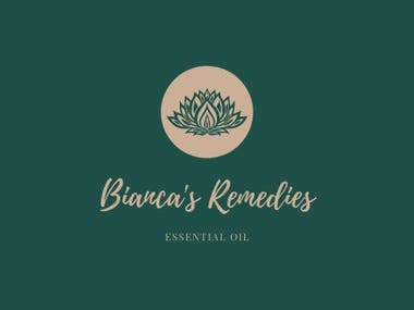 Logo contest for Bianca's remedies essential oil