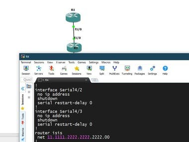 IP Routing: ISIS Configuration IS-IS Adjacency and Area Types