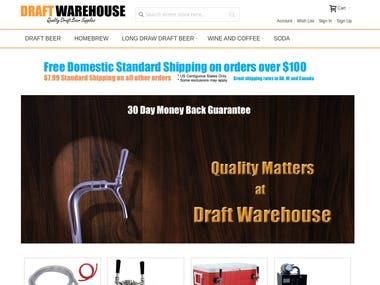 Magento 2 draftwarehouse