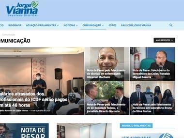 Here are some assets:  https://www.politicadistrital.com.br https://www.tudooknoticias.com.br https://iolando.com.br/ https://jorgevianna.com.br/