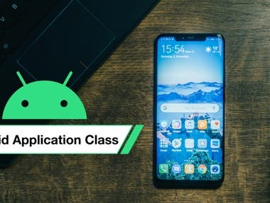 """Application class is a Base class for maintaining global application state. By global application state you can understand that this can be accessed from any part of your app. You can provide your own implementation by creating a subclass and specifying the fully-qualified name of this subclass as the """"android:name""""attribute in your AndroidManifest.xml's <application> tag.  Link : https://gsrathoreniks.medium.com/understanding-android-application-class-22c7ea6d18c0"""