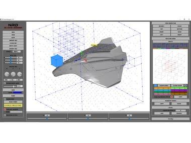 Used Qt 3D Framework Computer Graphics