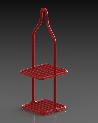 Shoe rack made for client on requirement. Design for manufacturing