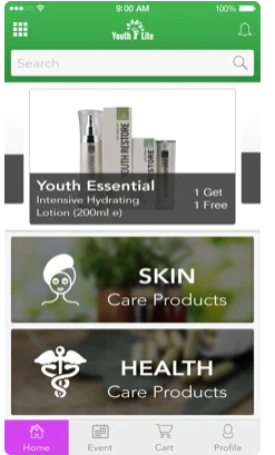 Youth for life this application most useful application