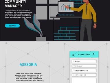 Nuevo rediseño y desarrollo web