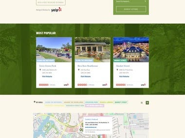 This is WordPress Website.