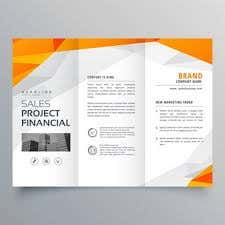 These are some brochures design