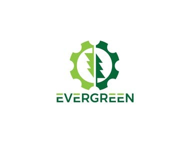 """I need a logo created for Evergreen Machining Services. The company offers machining services for physical products. Clients typically want to either prototype a product with Evergreen or perform small scale manufacturing. Here is the current website with a generic logo: https://evrgre.com/  The website will ultimately be modified to reflect the style of the logo so no need to think of it as a constraint. Additionally, the website currently shows the company as """"EverGreen"""" but """"Evergreen"""" is also acceptable, if not preferable. While the website's generic logo is using leaves, the evergreen tree would probably be more appropriate to work into the logo: https://rb.gy/nxhsqf."""