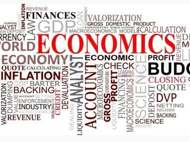 i'm here to help in economics and marketing fields according to my previous experience and academic knowledge my work will demonstrate my professionalism