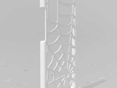 Phone case solidworks design for 3d print