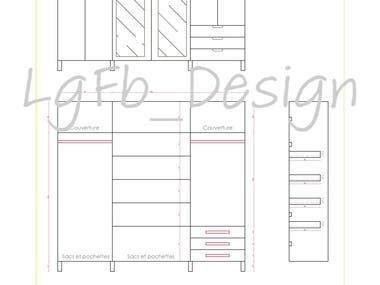 Design of Wardrobe