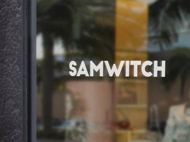 Aafter designing the logo for Samwtich, I was commissioned with a follow-up task to preapre professional logo brand style guidelines to accompany their new visual identity. I designed a document in a familiar PDF file format for the employees at Samwitch to ensure their logo always looks good when used by anyone within the company.  I prepared a neatly organized and easy-to-follow document with instructions, rules, and recommendations covering the following:  - Visual tone or voice of the brand with a mood board.  - Meaning behind the icon of the logo and its story.  - Color palette covering CMYK, RGB and PANTONE specifications.  - Typeface used in the logo.  - Logo variations including icons, emblem, lockup, and wordmark.  - Brand signs and signages.  - Logo proportions and proper sizing.  - Minimum web and print sizes.  - Proper logo usage with example do's and don'ts.  - Logo on mockups.  All of the content was put together in a simple, minimalistic, and easy-to-follow layout.