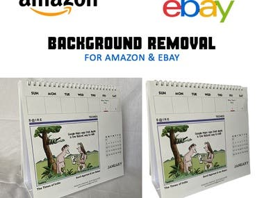 Background removal and doll swap in the box.