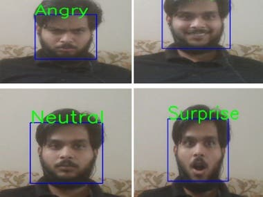 Emotion Detection with Tensorflow