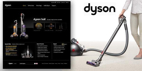 dyson brand guidelines