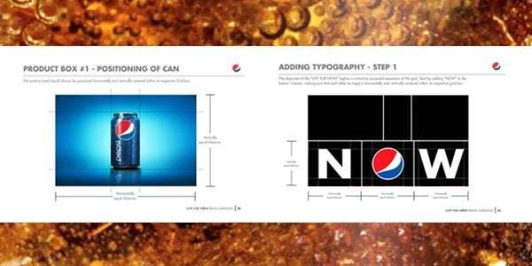 pepsi brand guidelines