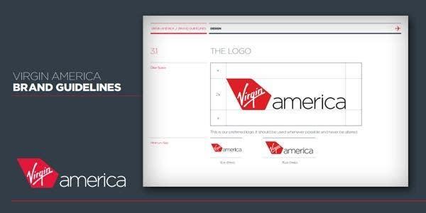 virgin america brand guidelines