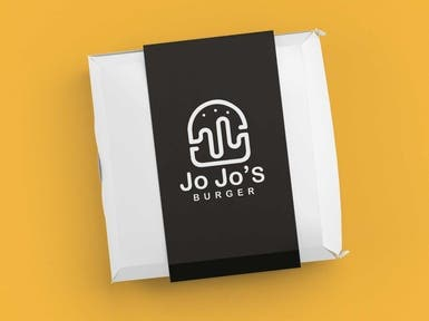 Brand Design for Jo Jo' s Burger