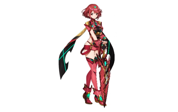 Xenoblade Chronicles 2 bad character design