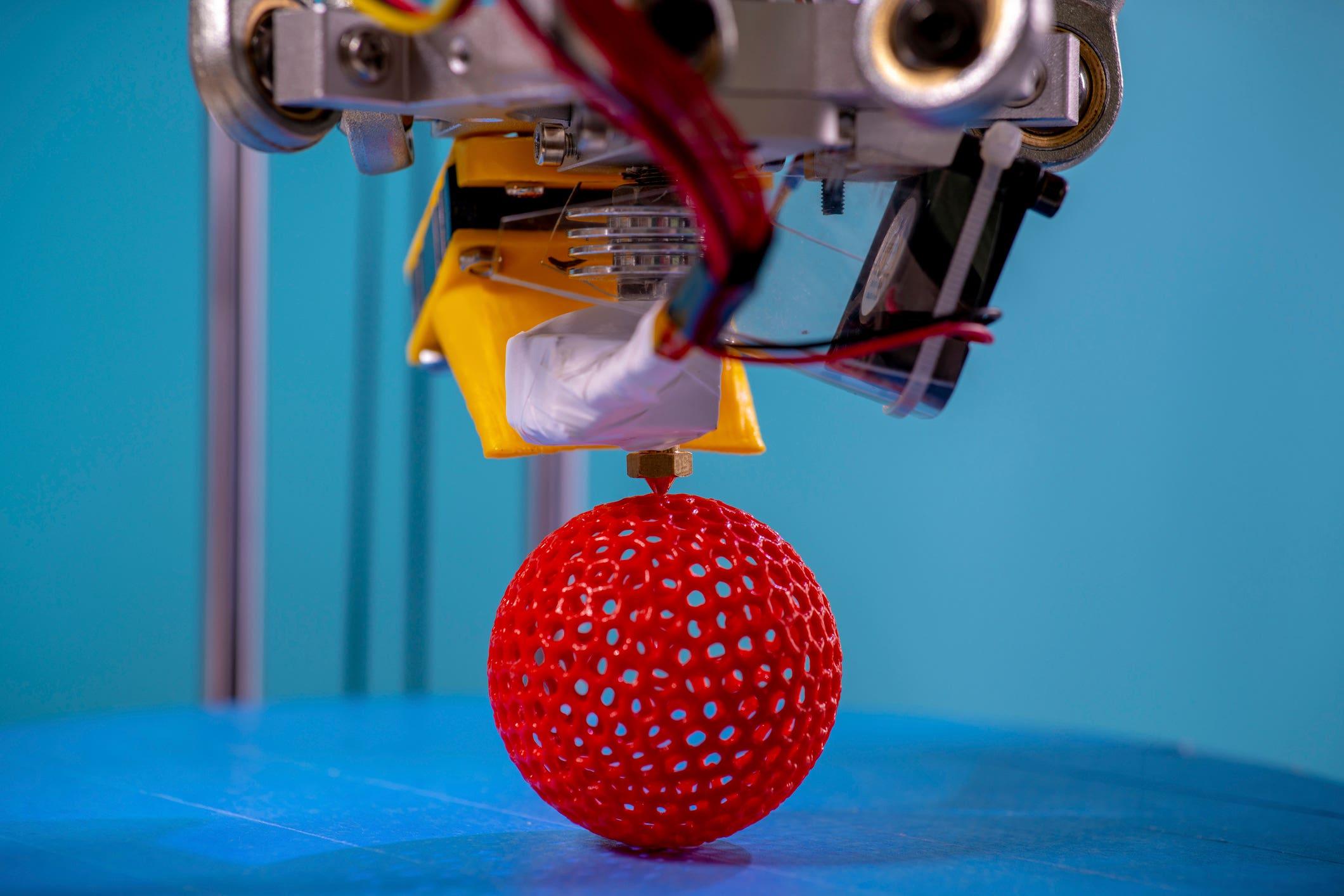 Polylactic acid 3D printer filament