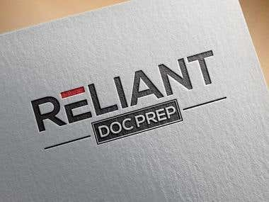 Looking for a logo to be designed for RELIANT DOC PREP. This is a professional business that does document preparation kind of how Legalzoom.com operates. I'm not looking for any vector images. Looking to find a winner fast.