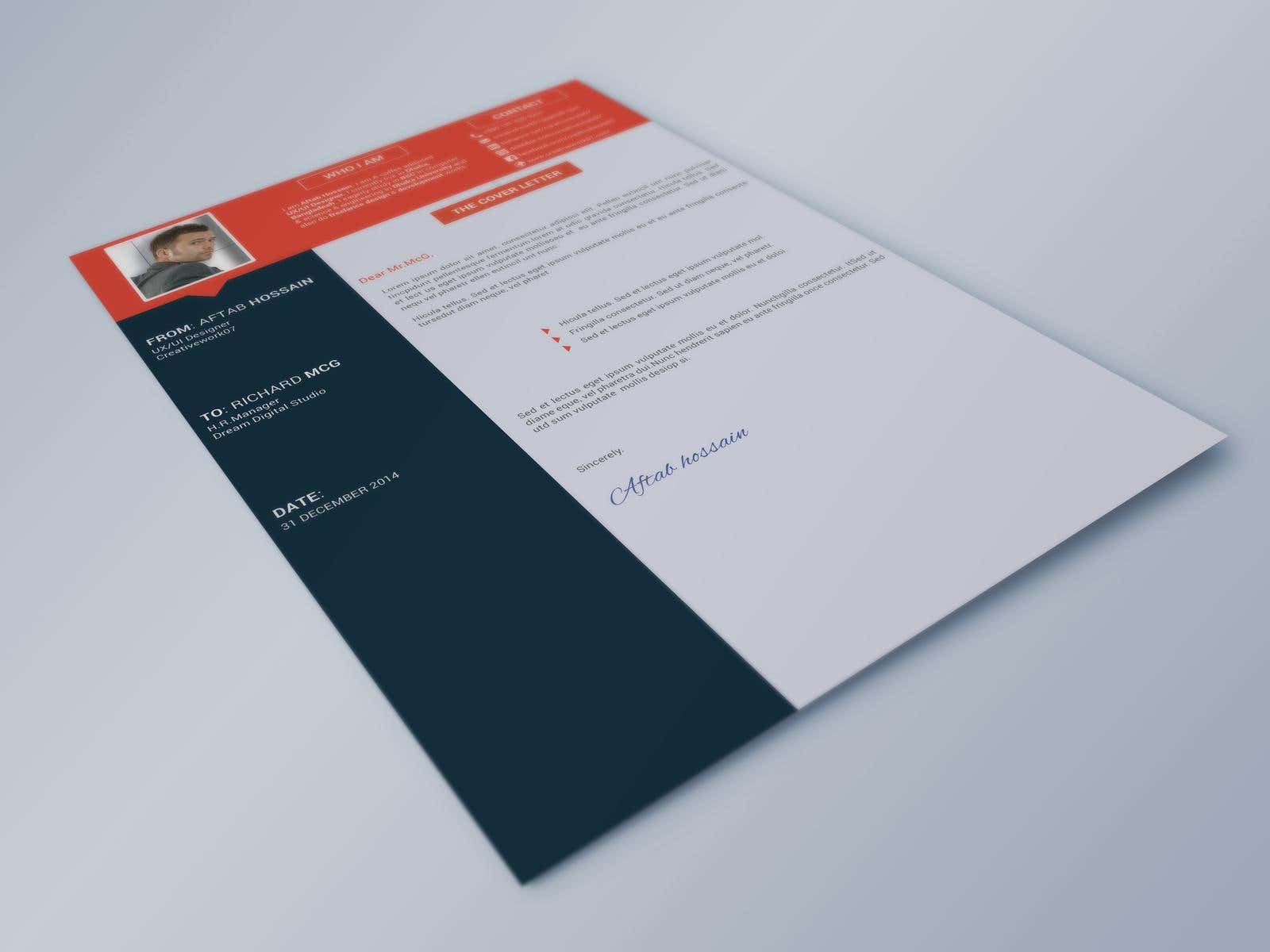 10 Resume Templates W Cover Letters And 30 60 90 Day Plans