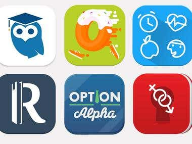 App icons from diffrent project