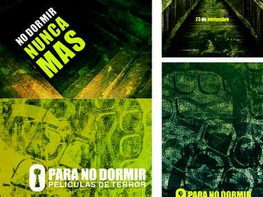 Posters Brochure Postcards