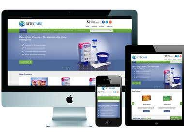 Wordpress Surgical Product Showcase website Using Categories/ subcategories of products http://goo.gl/yJ9xJC