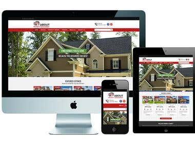 Wordpress Property Management Website  using Custom post type http://goo.gl/dwawsN