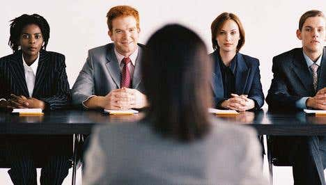 Interview local experts for hire