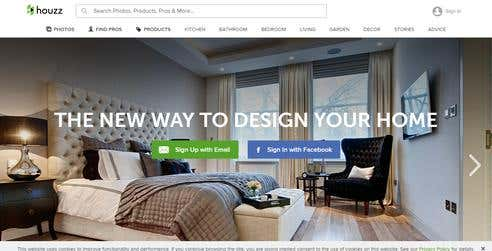 Houzz A Huge Website With Tens Of Thousands Design And Home Improvement Ideas